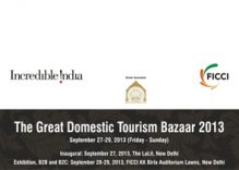 Great Domestic Tourism Bazaar