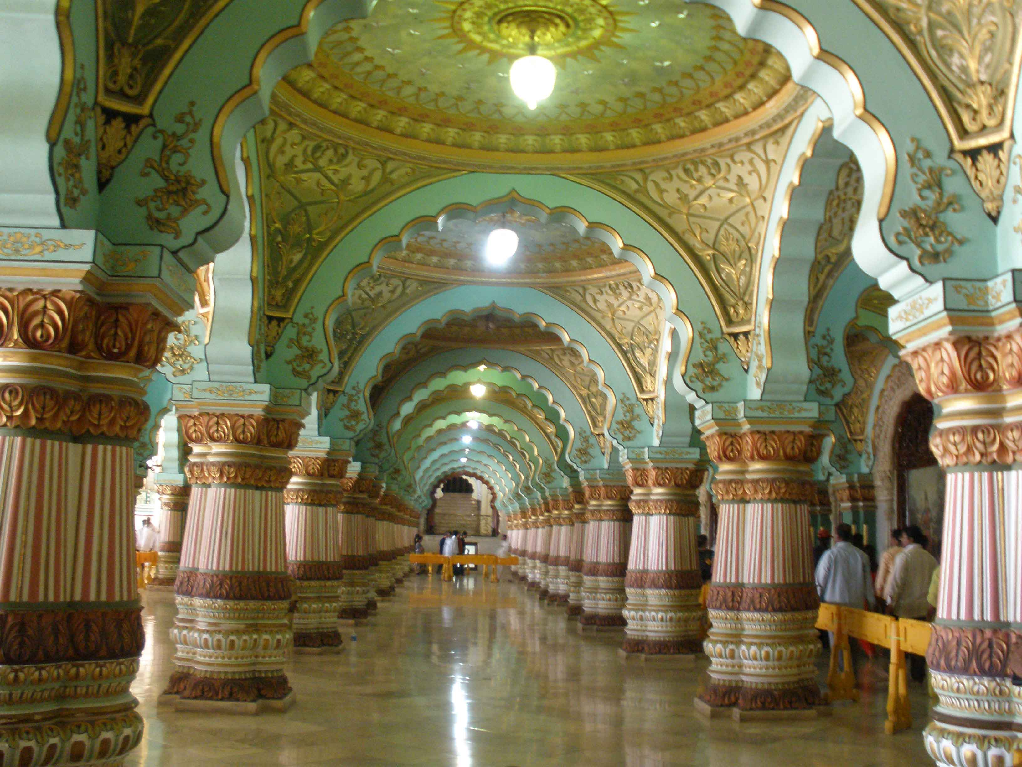 the inside african palaces of india