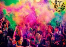 Delhi Walks – Holi Tour (17th March)